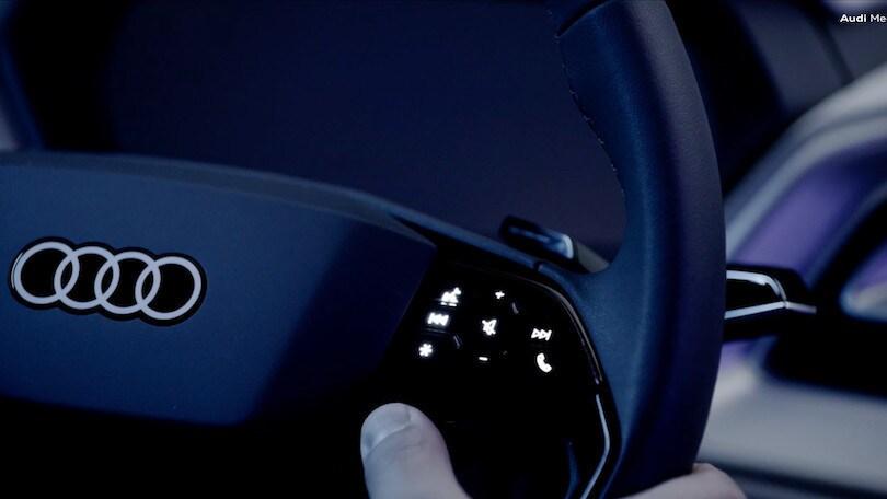 Audi Q4 Sportback e-tron concept, attesa per il MEB SUV-coupé