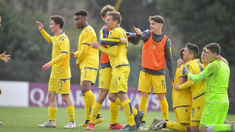 Verona Primavera, il tecnico Corrent rinnova fino al 2022