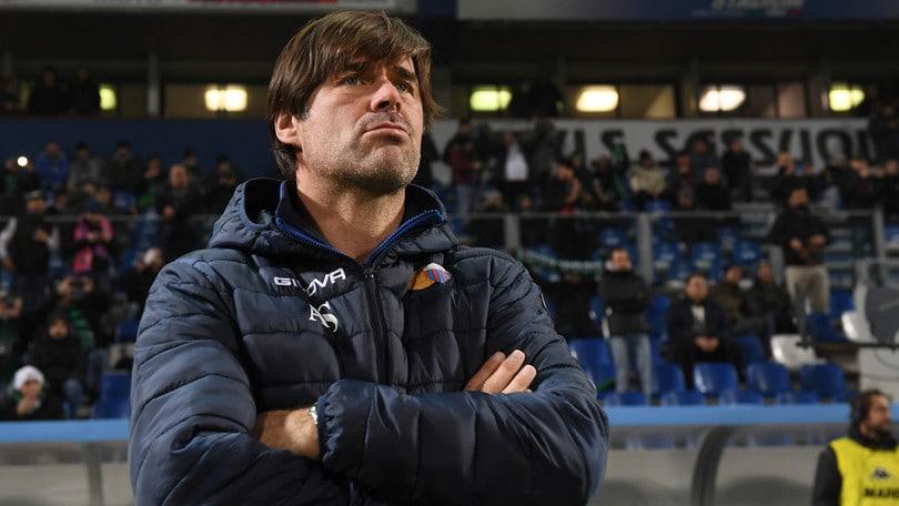 Catania, il tecnico Sottil e il suo staff hanno risolto il contratto