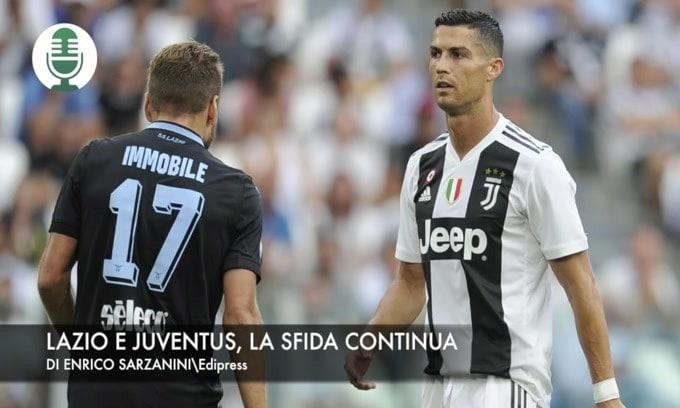 Lazio e Juve, la sfida continua
