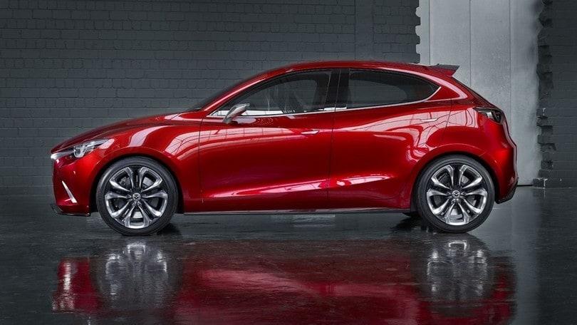 Mazda concept car: officine del futuro