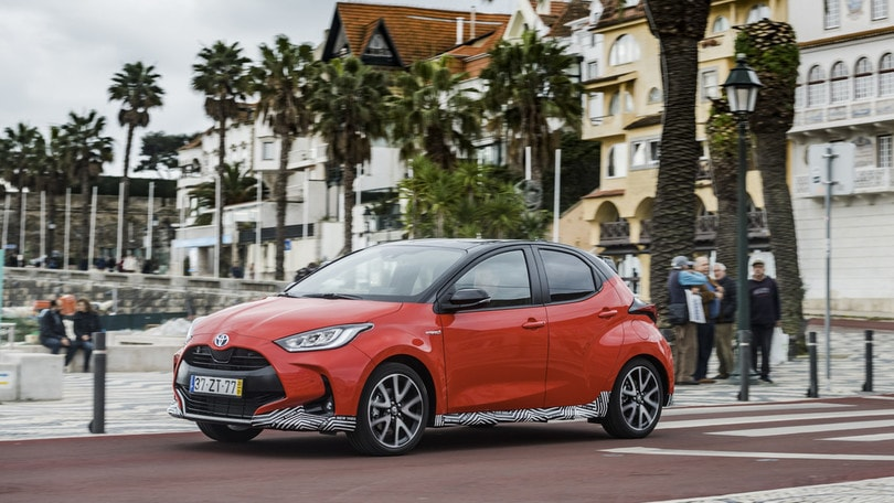 Nuova Toyota Yaris, è iniziata la produzione in Francia