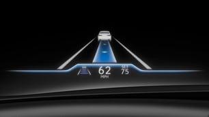 Lexus LS 2021, le FOTO