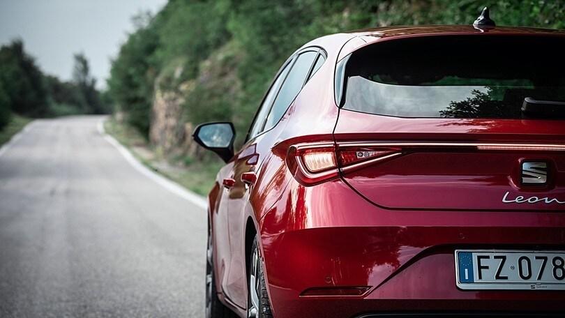 Seat Leon, il test della versione mild hybrid