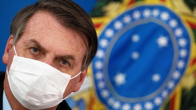 """Coronavirus, Bolsonaro rivela: """"Sono positivo"""""""