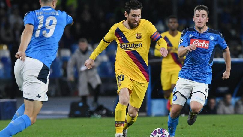 La Uefa a De Laurentiis:
