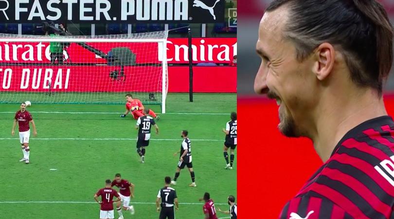 Milan-Juve, scintille tra Ibrahimovic e Cristiano Ronaldo