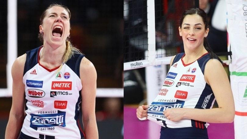 Bergamo conferma Loda e Prandi