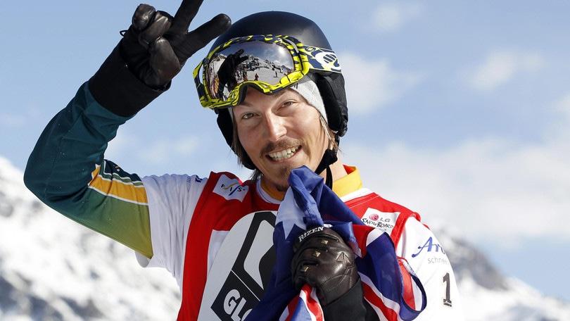 Snowboard, morto il campione australiano Alex Pullin