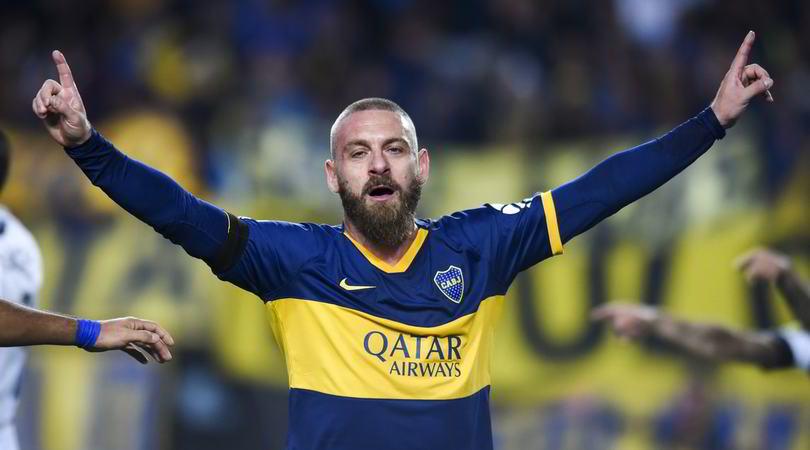 """De Rossi: """"Voglio allenare il Boca Juniors. Ho già il mio staff tecnico"""""""