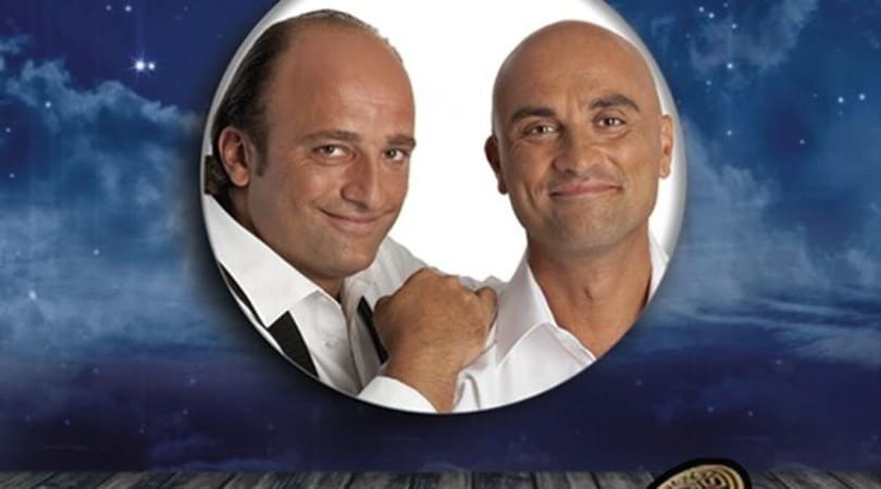 Pablo e Pedro Show, dal 12 luglio al 2 agosto a Villa Borghese