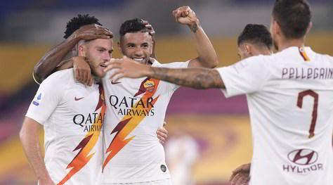 Roma-Parma 2-1, Mkhitaryan e Veretout regalano una gioia a Fonseca