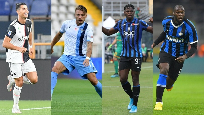 Serie A, un mese per lo scudetto: il calendario di Juve, Lazio, Atalanta e Inter