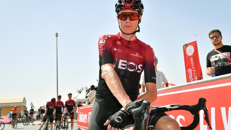 Ciclismo, Froome lascia il Team Ineos e si unisce alla