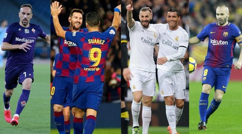 I migliori assist-man del XXI secolo: la classifica