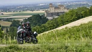 Ducati Multistrada 950 S GP White: le immagini