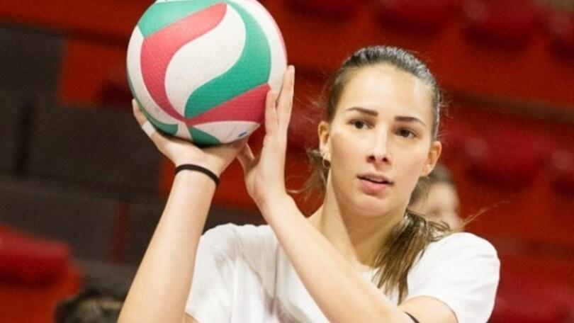 Ylenia Pericati è il secondo libero di Brescia