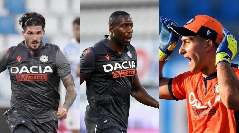 De Paul, Okaka e Lasagna lanciano l'Udinese. E Musso sembra Benji Price