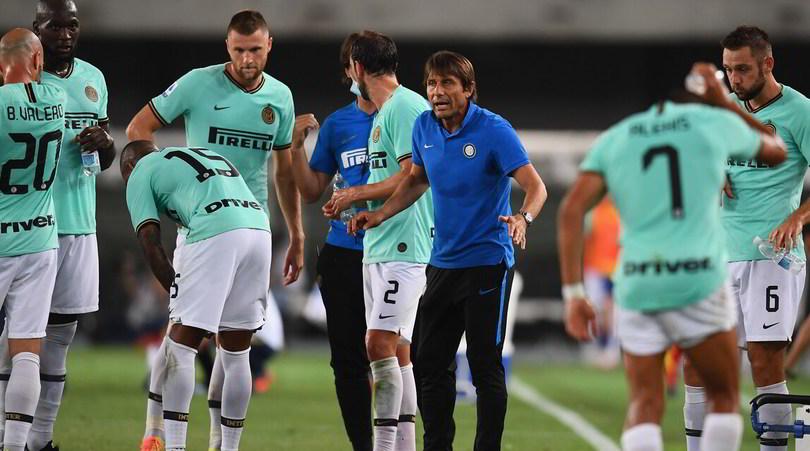 Verona-Inter 2-2: Conte frena ancora ed è quarto in classifica