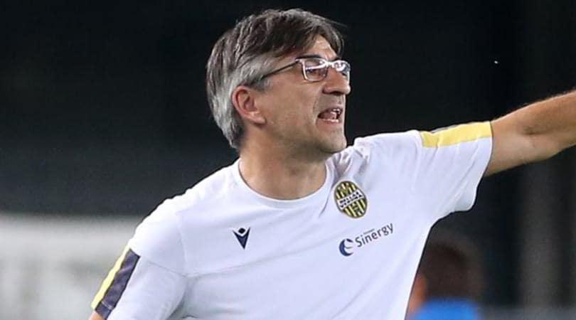 Ufficiale: Juric resta al Verona. Ha firmato fino al 2023