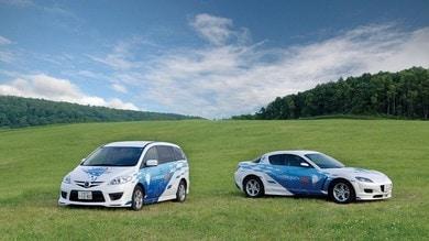 Mazda, divertimento e sostenibilità: le immagini