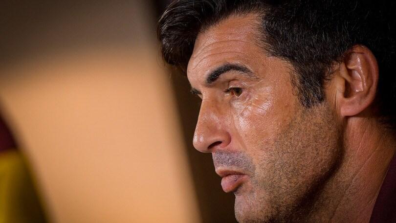 """Roma, Fonseca: """"Lavoriamo per Smalling, sono fiducioso. Dubbio Dzeko col Brescia"""""""