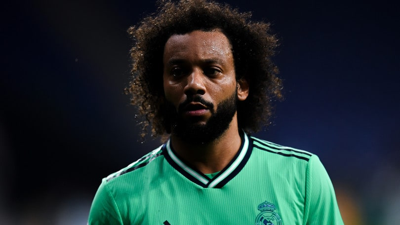 Real Madrid, stagione finita per Marcelo