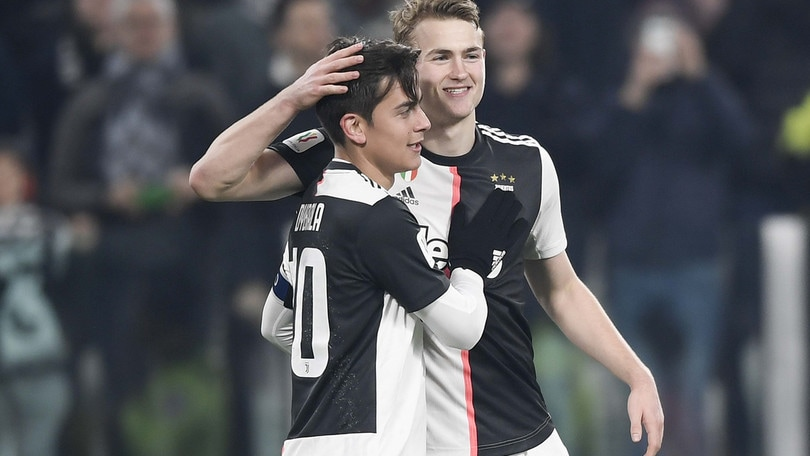 De Ligt e Dybala tornano a disposizione di Sarri per Juve-Atalanta