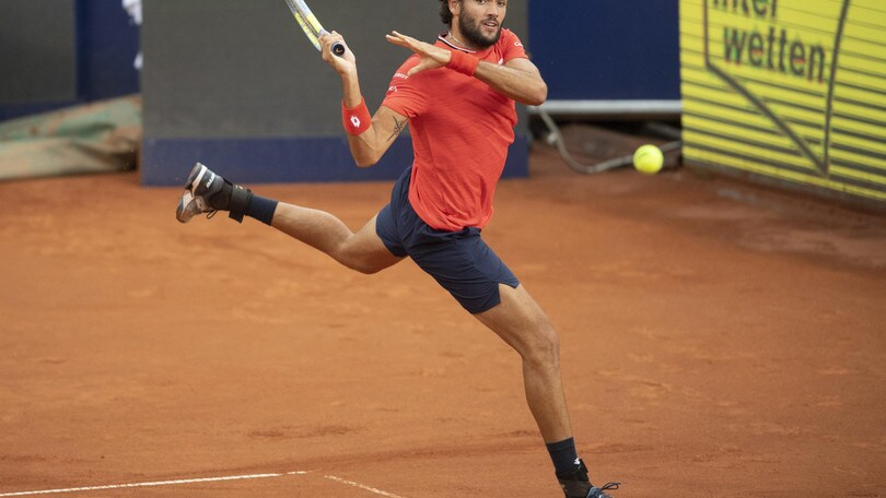 Berrettini ko in semifinale al Thiem's 7: avanti Rublev