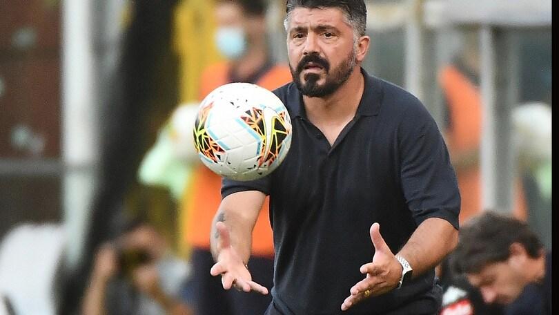Napoli, i convocati di Gattuso per il Milan: non c'è Llorente