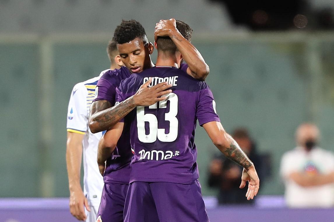 Cutrone al 96' risponde alla magia di Faraoni: Fiorentina-Verona 1-1