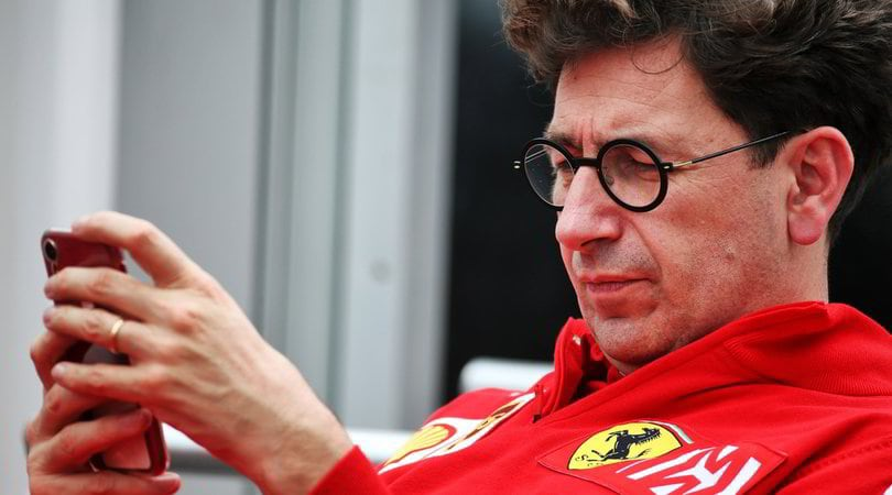 Sprofondo Ferrari, la frase di Binotto che ha fatto infuriare i tifosi