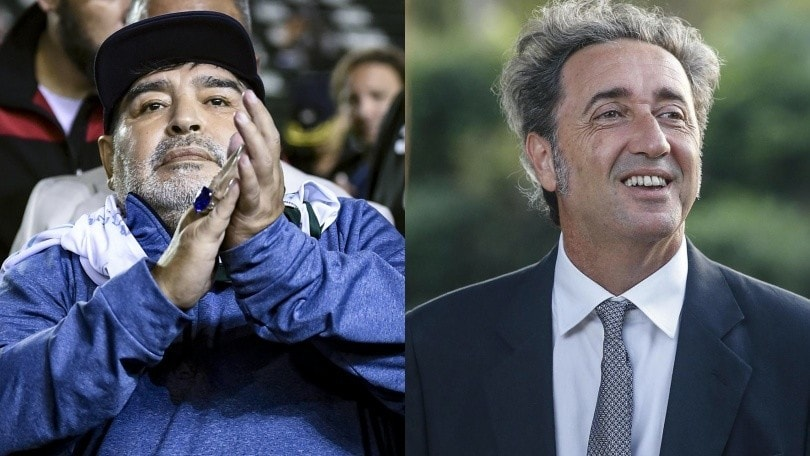 Maradona contro Sorrentino: