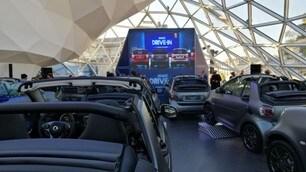 Smart EQ fortwo cabrio suitegrey: le immagini