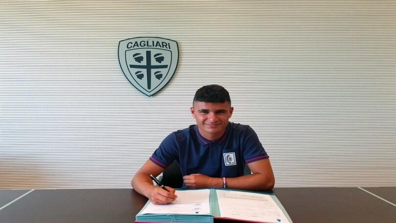 Cagliari, primo contratto da professionista per il giovane Masala