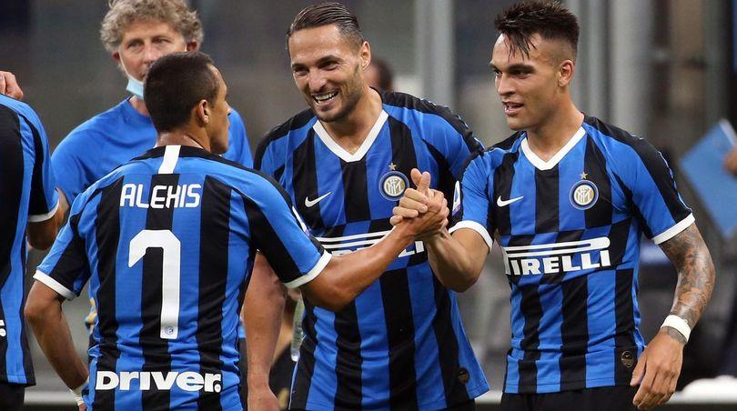 Inter-Torino 3-1: Conte aggancia la Lazio al secondo posto
