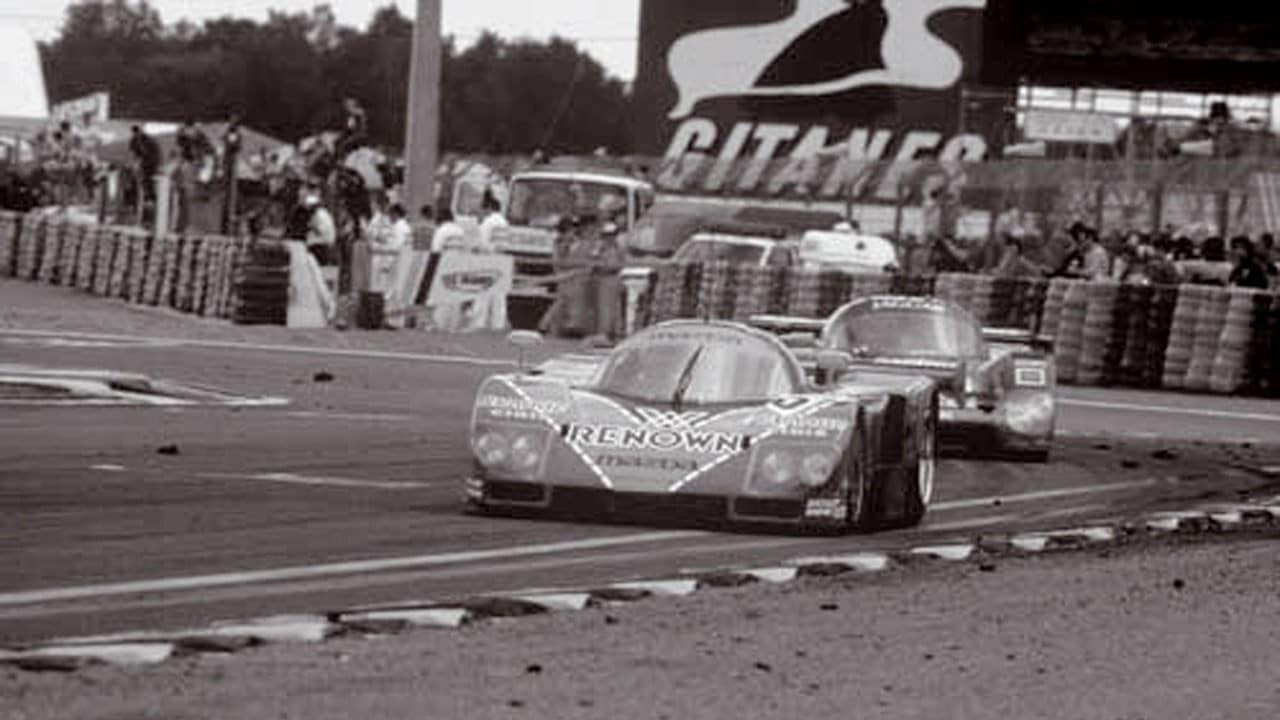Mazda 787B: la vincitrice a Le Mans LE FOTO