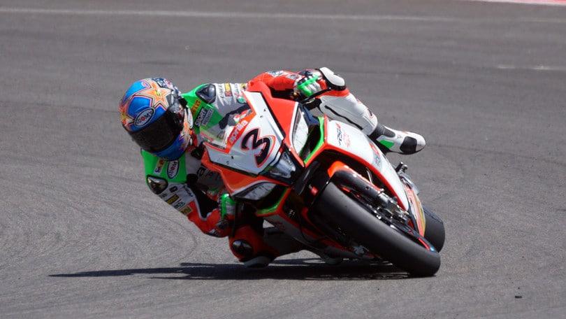 Sbk, Aprilia in gara a Jerez con una wild card