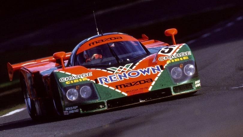 Mazda 787B: quando il rotativo sbaragliò Le Mans