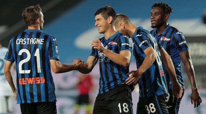 Atalanta da urlo: Brescia travolto 6-2. Che tripletta per Pasalic!