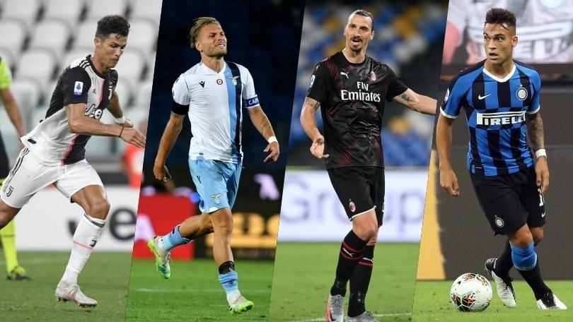 Serie A, tutte le probabili formazioni della 33ª giornata