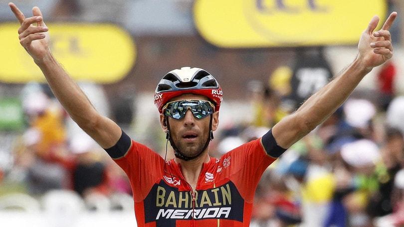 Cassani vota Nibali: