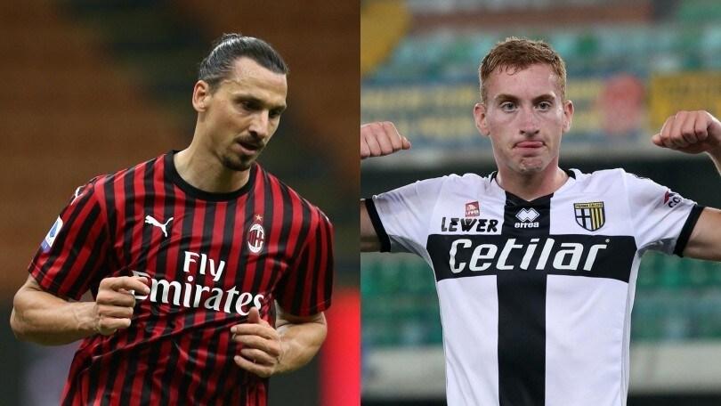 Diretta Milan-Parma: formazioni ufficiali e come vederla in tv
