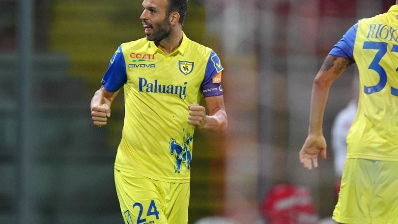 Vicenza, colpo Meggiorini: contratto fino al 2021 con opzione