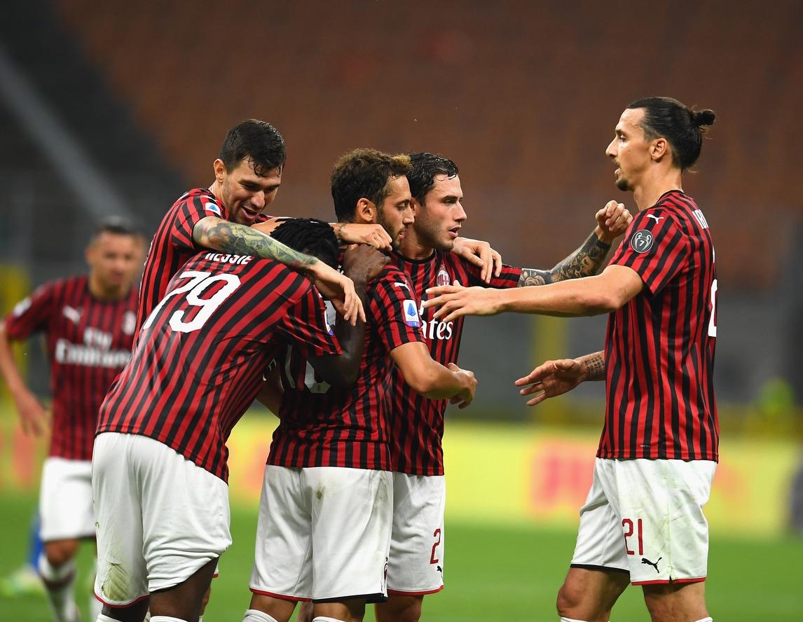 Milan, show in rimonta: Parma ko e Ibra sempre in campo