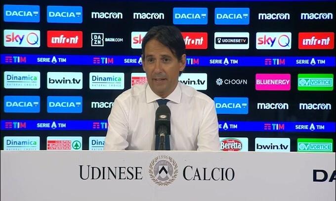 """Inzaghi: """"Nessuno può toccare questo gruppo"""""""