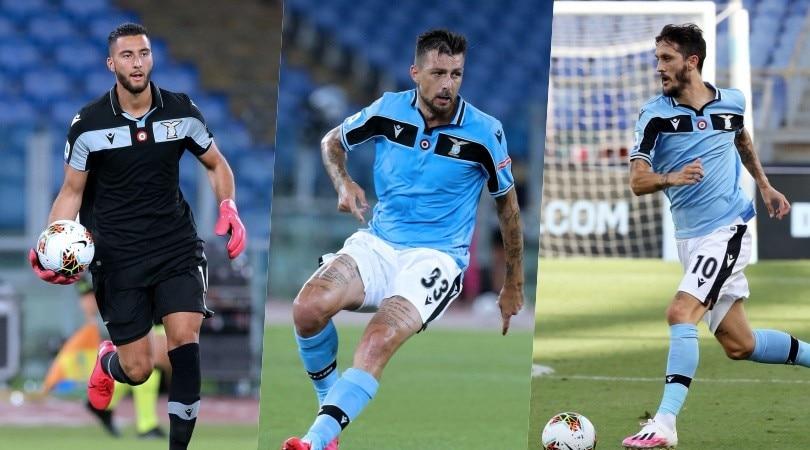 Lazio, giocano sempre gli stessi: ecco i giocatori con più minutaggio