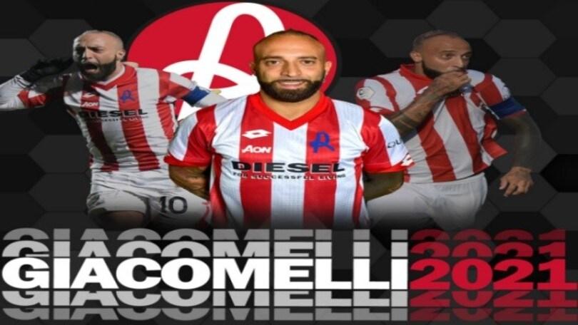 Vicenza, Giacomelli rinnova fino al 2021