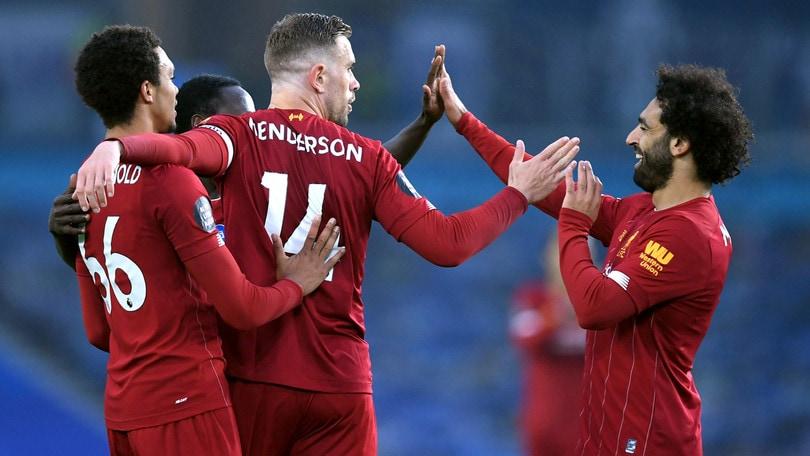 Premier League, il Liverpool verrà premiato dopo la sfida con il Chelsea