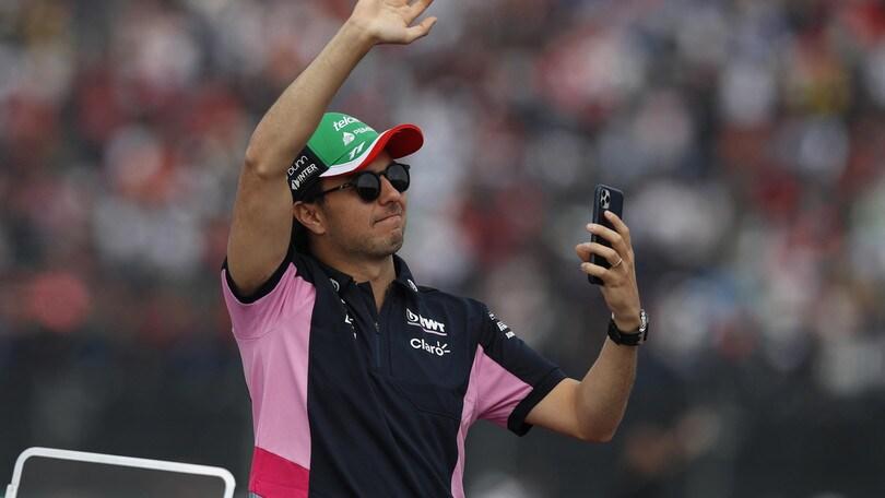 F1, Perez guarda al futuro: all'orizzonte spunta la Haas